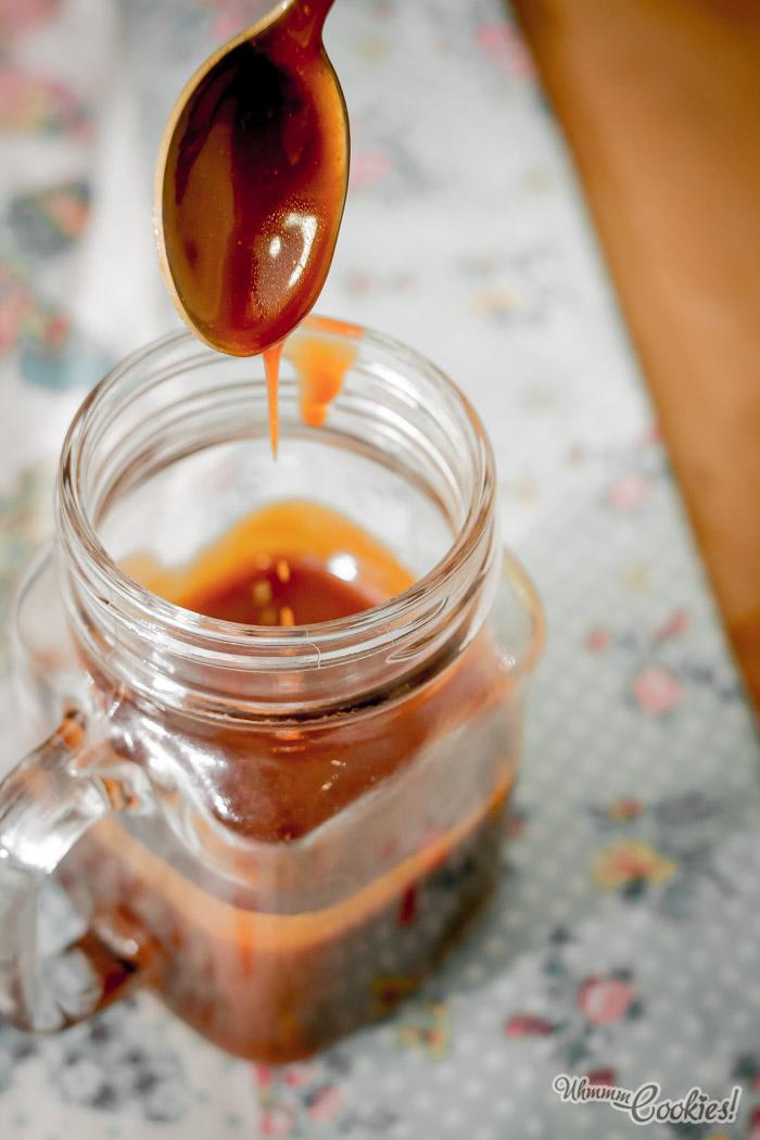 Receta de la deliciosa salsa de Toffee del abuelo de Heidi que sabe a Werther's Original