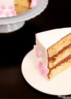 PINKY MCPINK FONDANT-CHOCOLATE CAKE