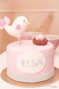El pollo que vive en una tarta
