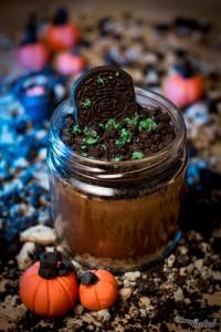 Aquí yace el «Flan de chocolate Milka», con Oreo y galletas