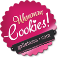 UhmmmCookies (galletazas.com) Logo